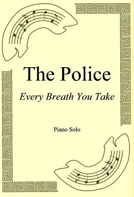Okładka: The Police, Every Breath You Take