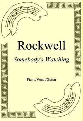 Okładka: Rockwell, Somebody's Watching