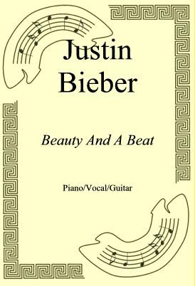 Ok�adka: Justin Bieber, Beauty And A Beat