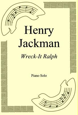 Okładka: Henry Jackman, Wreck-It Ralph