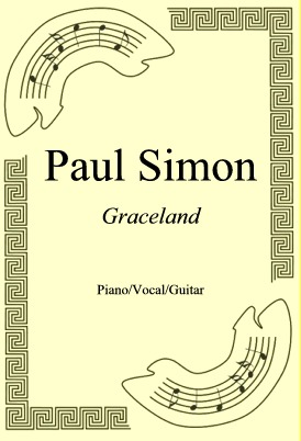 Okładka: Paul Simon, Graceland