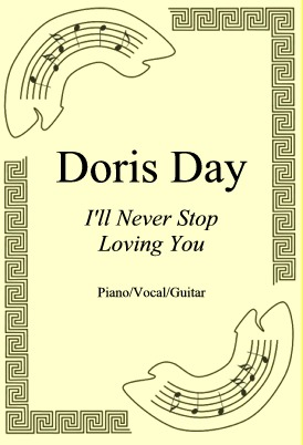 Okładka: Doris Day, I'll Never Stop Loving You