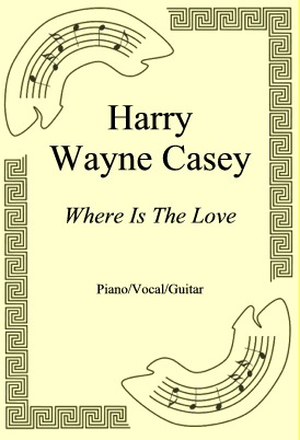 Okładka: Harry Wayne Casey, Where Is The Love