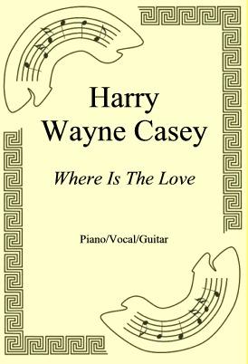 Ok�adka: Harry Wayne Casey, Where Is The Love