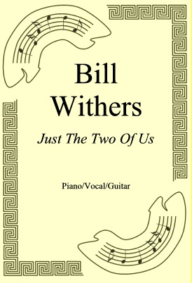 Okładka: Bill Withers, Just The Two Of Us