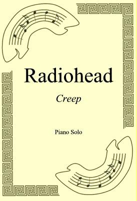 Okładka: Radiohead, Creep