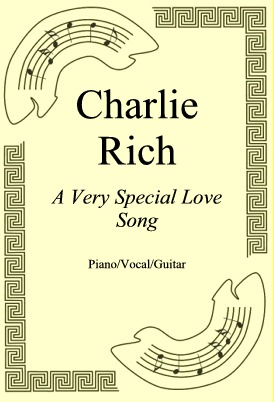 Ok�adka: Charlie Rich, A Very Special Love Song