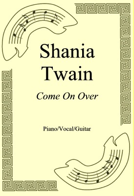 Ok�adka: Shania Twain, Come On Over