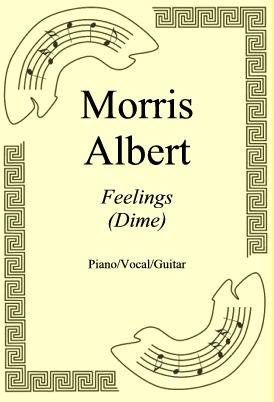 Okładka: Morris Albert, Feelings (Dime)