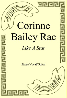 Okładka: Corinne Bailey Rae, Like A Star
