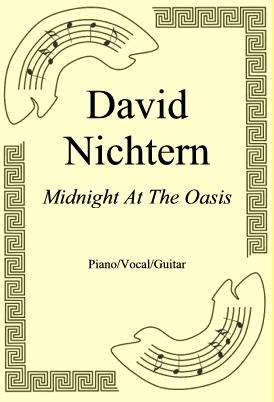 Ok�adka: David Nichtern, Midnight At The Oasis
