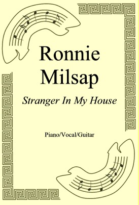 Okładka: Ronnie Milsap, Stranger In My House