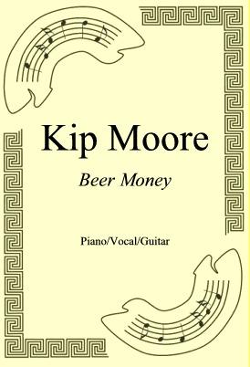 Okładka: Kip Moore, Beer Money