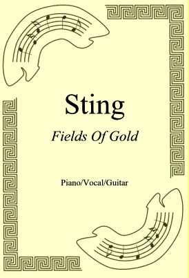Ok�adka: Sting, Fields Of Gold