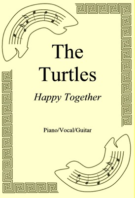 Ok�adka: The Turtles, Happy Together