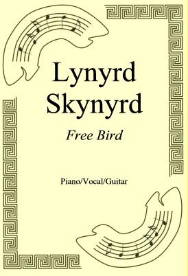 Okładka: Lynyrd Skynyrd, Free Bird