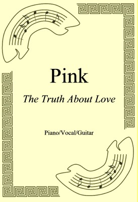 Okładka: Pink, The Truth About Love