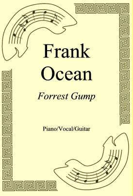 Okładka: Frank Ocean, Forrest Gump