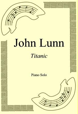 Okładka: John Lunn, Titanic