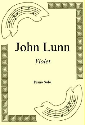 Okładka: John Lunn, Violet