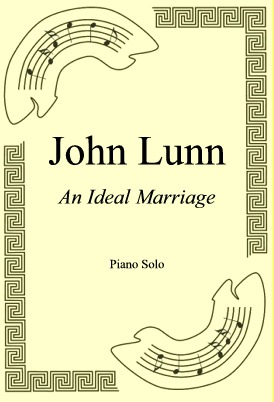 Okładka: John Lunn, An Ideal Marriage