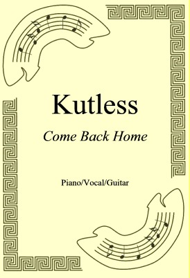 Okładka: Kutless, Come Back Home