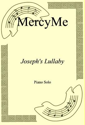 Okładka: MercyMe, Joseph's Lullaby