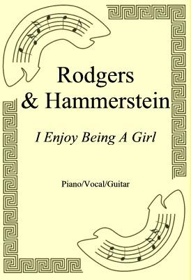 Okładka: Rodgers & Hammerstein, I Enjoy Being A Girl