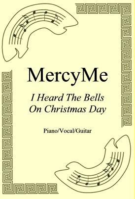 Okładka: MercyMe, I Heard The Bells On Christmas Day