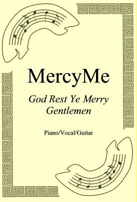 Okładka: MercyMe, God Rest Ye Merry Gentlemen