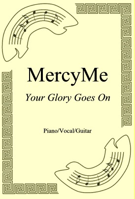 Ok�adka: MercyMe, Your Glory Goes On