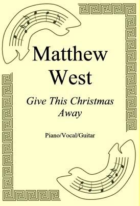 Okładka: Matthew West, Give This Christmas Away