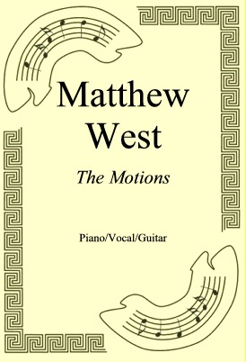Ok�adka: Matthew West, The Motions