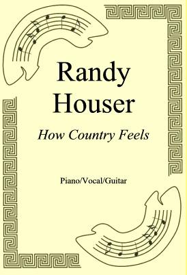 Okładka: Randy Houser, How Country Feels