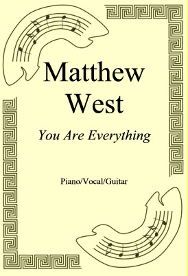 Ok�adka: Matthew West, You Are Everything