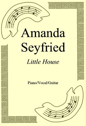 Ok�adka: Amanda Seyfried, Little House