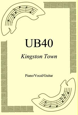 Ok�adka: UB40, Kingston Town