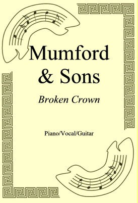 Okładka: Mumford & Sons, Broken Crown