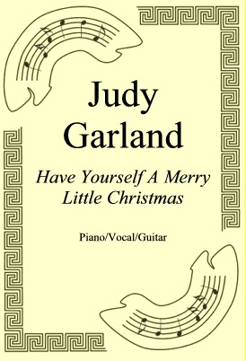 Ok�adka: Judy Garland, Have Yourself A Merry Little Christmas
