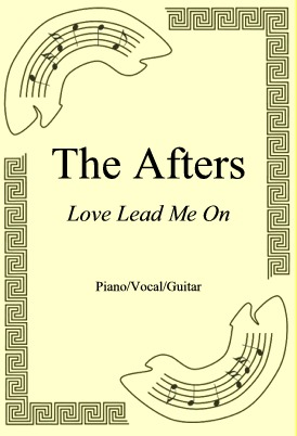 Ok�adka: The Afters, Love Lead Me On