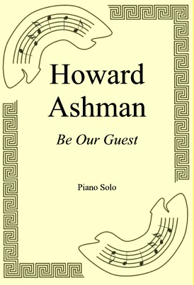 Okładka: Howard Ashman, Be Our Guest