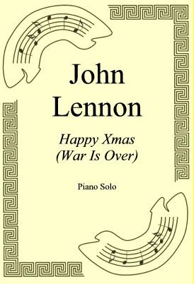 Okładka: John Lennon, Happy Xmas (War Is Over)