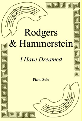 Ok�adka: Rodgers & Hammerstein, I Have Dreamed