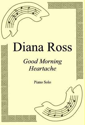 Okładka: Diana Ross, Good Morning Heartache