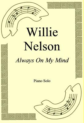 Okładka: Willie Nelson, Always On My Mind