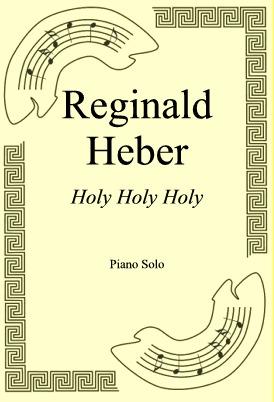 Ok�adka: Reginald Heber, Holy Holy Holy