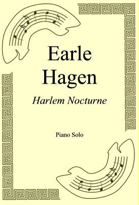 Okładka: Earle Hagen, Harlem Nocturne