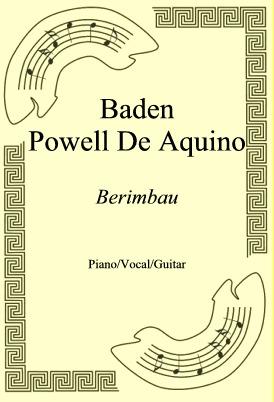 Okładka: Baden Powell De Aquino, Berimbau