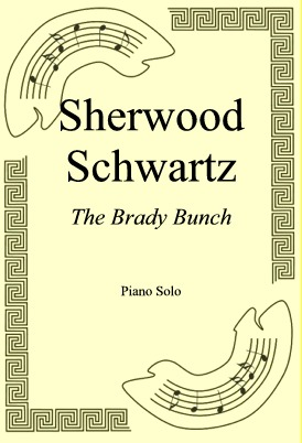 Okładka: Sherwood Schwartz, The Brady Bunch