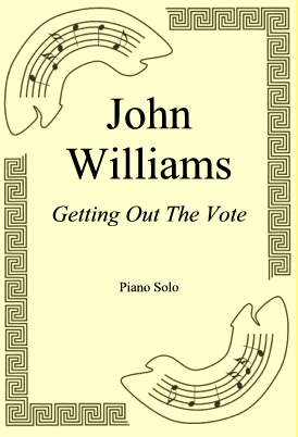 Okładka: John Williams, Getting Out The Vote
